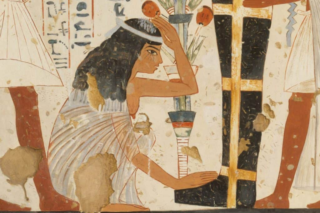 Purifying and Mourning the Dead in ancient Egypt
