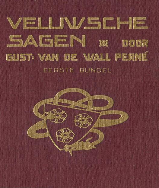 Veluwsche Sagen by Gustaaf van de Wall Perné (1911).